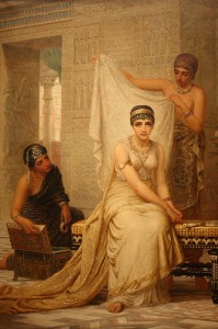 Queen Esther by Edwin Long, National Gallery of Australia