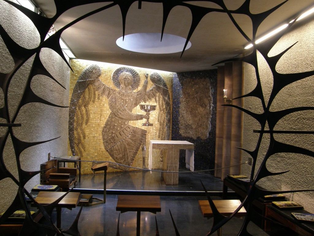 Chapel at Coventry Cathedral