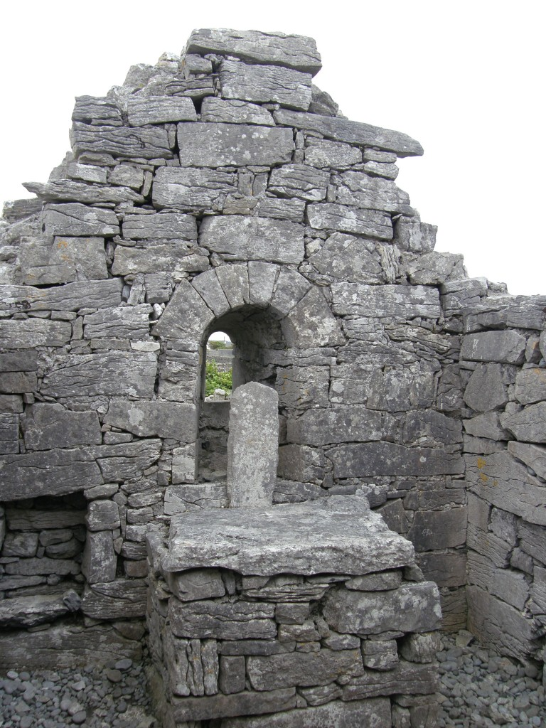 Altar of St. Gobnait's Church