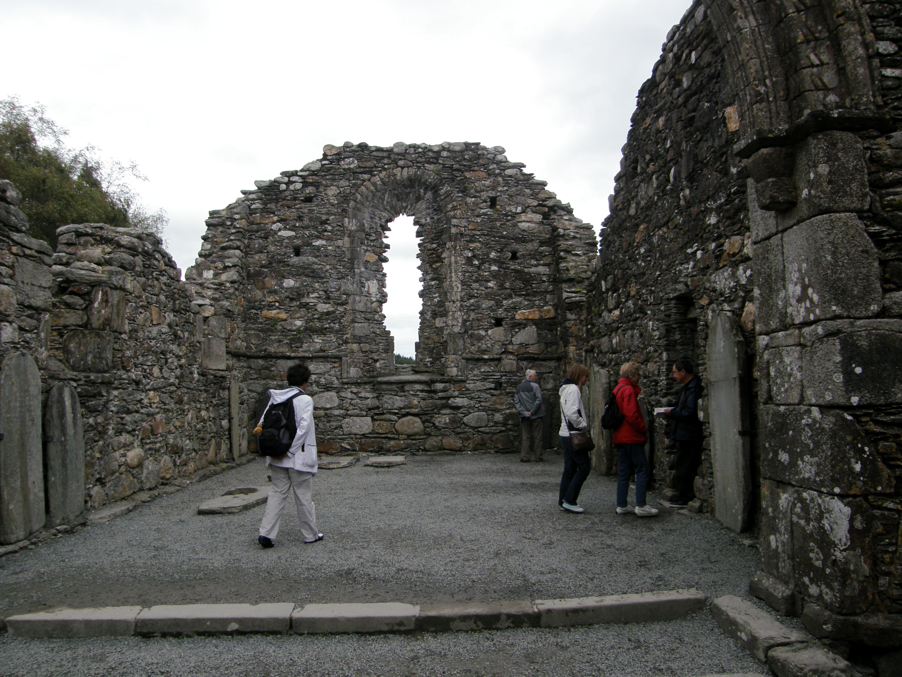 Two Monastic Foundations Co Wicklow Part One That