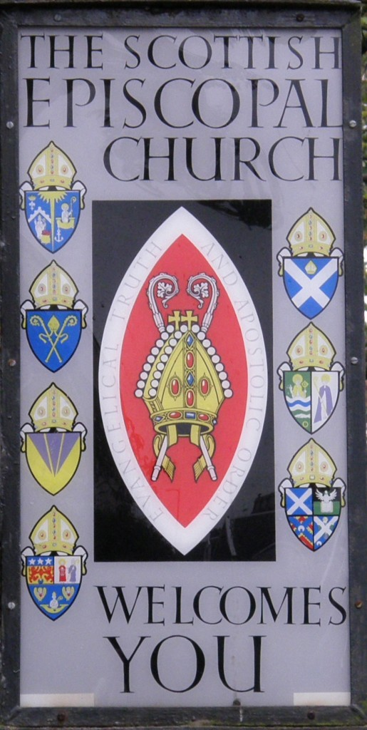 The Scottish Episcopal Church Welcomes You