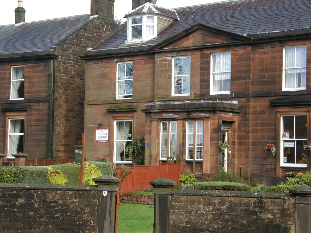 Torbay Lodge Guest House, Dumfries, Scotland
