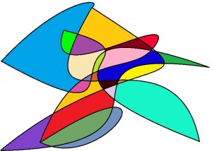 Squiggle Colored-in