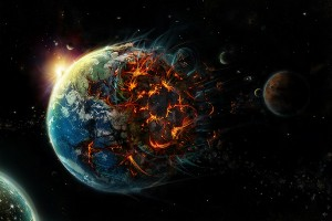 The End of the World Imagined