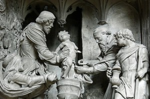 Circumcision of Jesus, Chartres Cathedral