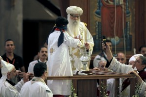 Coptic Pope Selected by a Child