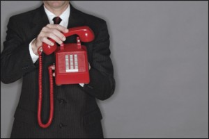 Telephone Call to Ministry